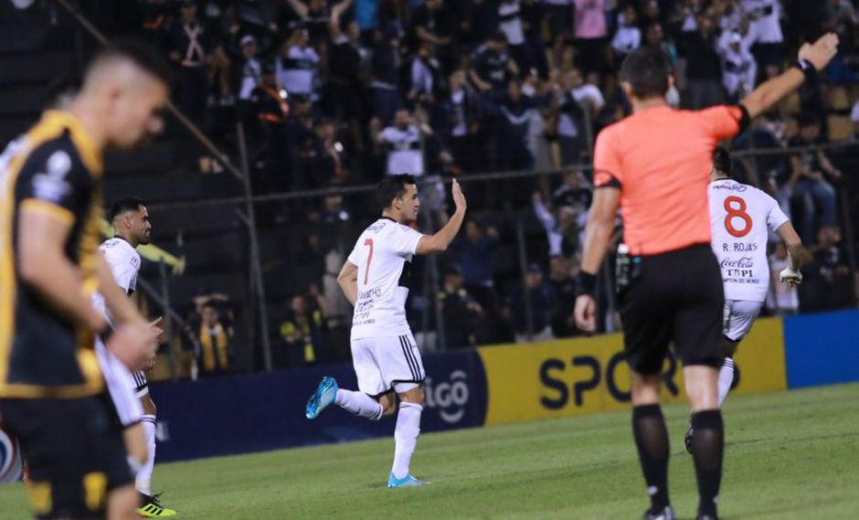 Olimpia empató 1-1 Guaraní en Asunción por la fecha 10° del Torneo Clausura 2019   VIDEO. (Foto: AFP)