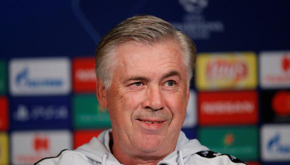 Carlo Ancelotti. (Foto: Reuters)