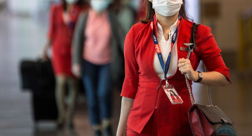 Las grandes aerolíneas empiezan a cancelar sus vuelos a China, tal y como ha hecho este miércoles Bristish Airways, Lufthansa e Iberia, ante la propagación del coronavirus de Wuham. (Foto: EFE)