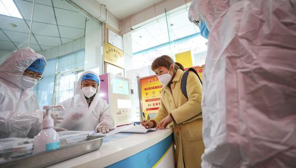La Organización Mundial de la Salud (OMS) declaró el jueves la emergencia internacional ante el rápido aumento de los pacientes afectados por el coronavirus de Wuhan. (Foto: AP)