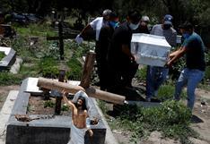 México registra 480 muertes por coronavirus en un día y el total llega a 211.693