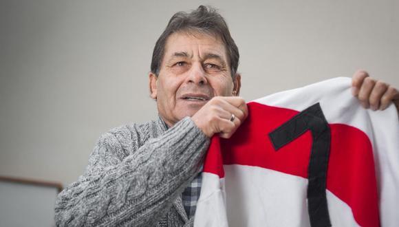 Roberto Chale Olarte. (Foto: Fidel Carrillo / Somos)