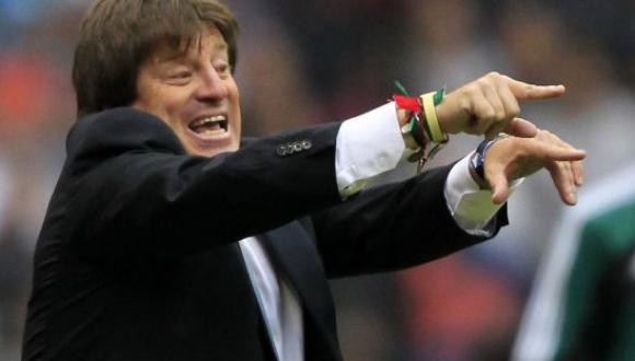 """Técnico de México molesto con """"marranada"""" del equipo de Bosnia"""