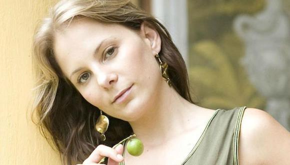 Manuela Imaz está feliz con la idea de retomar su carrera (Foto: Televisa)