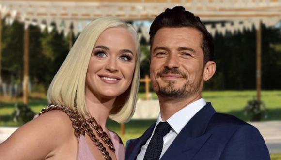 Katy Perry y Orlando Bloom están a punto de recibir a la que será su primera hija este agosto. (Foto: Agencia)