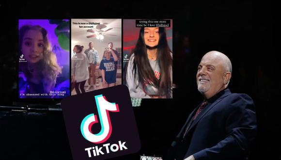 Un éxito de Billy Joel revive gracias al poder de los bailes virales en redes sociales. | Crédito: @billyjoel / Instagram / TikTok.