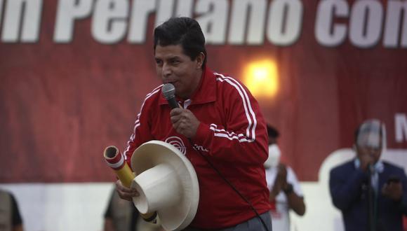 Pedro Castillo también se refirió a Manolo Fernández, médico veterinario que negó haberse integrado a su equipo técnico. (Foto: César Campos / @photo.gec)