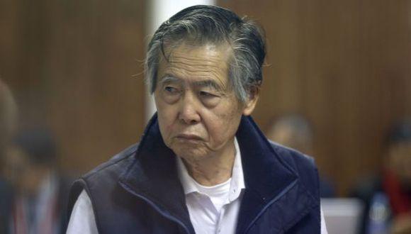 Revisión de sentencia a Fujimori se programó para el lunes 24