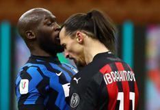 """""""Soy el mejor, te lo dije"""": la última provocación de Lukaku a Ibrahimovic"""