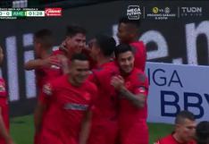 América vs. Toluca: Haret Ortega aplicó la 'ley del ex' y anotó el 1-0 contra las 'Águilas' | VIDEO