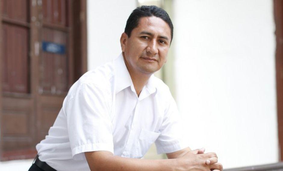 Junín: Poder Judicial concede recurso de apelación a Vladimir Cerrón