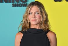 Jennifer Aniston confirmó que no asistirá a la entrega de Premios Emmy por esta razón