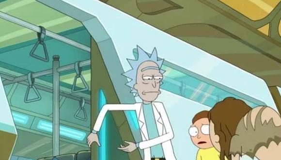 """""""Rick and Morty"""" es una comedia de ciencia ficción animada para adultos (Foto: Warner Bros)"""