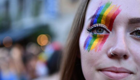 """Defensores de los derechos sexuales acogieron con beneplácito el estudio, diciendo que """"proporciona aún más evidencia de que ser gay o lesbiana es una parte natural de la vida humana"""". (Foto: AFP)"""