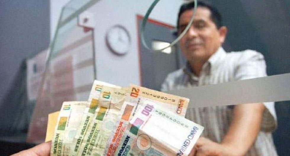 La entrega del nuevo subsidio se realizará de acuerdo a un cronograma (Foto: Andina)