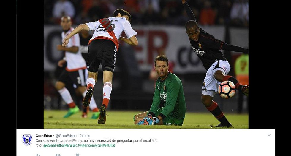 River vs. Melgar: los memes que dejó el duelo por Libertadores - 3