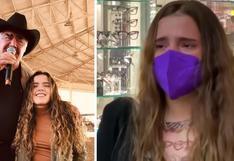 Vicente Fernández: su nieta llora y pide orar por el cantante mexicano