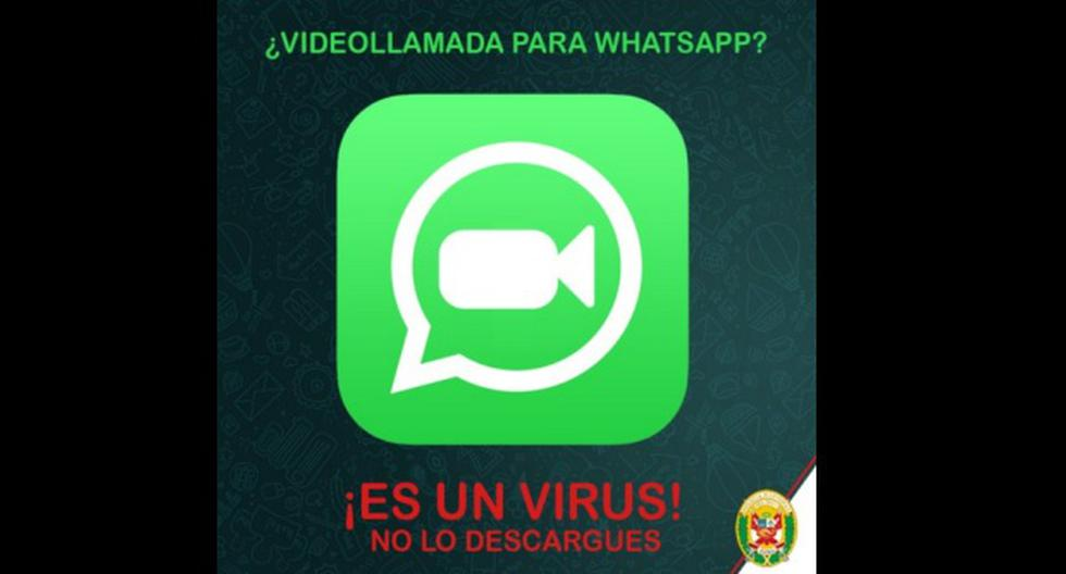 Facebook Whatsapp Virus