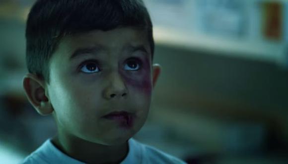 Desgarradora campaña de Unicef sobre la violencia contra niños