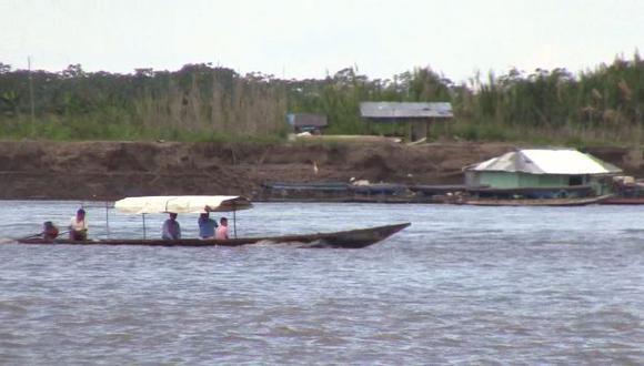 Ucayali: 3 muertos por hundimiento de embarcación tras choque