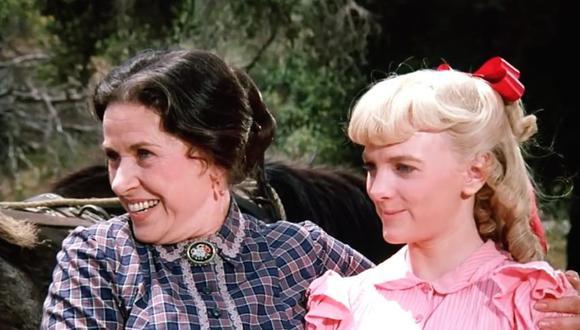"""Harriet y Nellie Oleson de """"La familia Ingalls"""". (Foto: Difusión)"""
