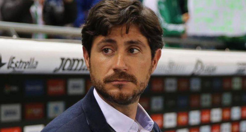 Málaga suspendió al entrenador por difusión de vídeo íntimo. (Foto: Agencias)