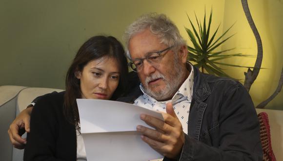 El escritor y la cineasta, padre e hija, juntos en la tarea de recuperar la memoria del asesinado Héctor Abad Gómez.
