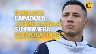 Gianluca Lapadula: ¿Cómo llega el delantero a su primera convocatoria?