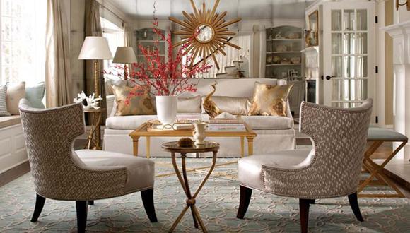 ¿Por qué hay que tener algo dorado en nuestra decoración?