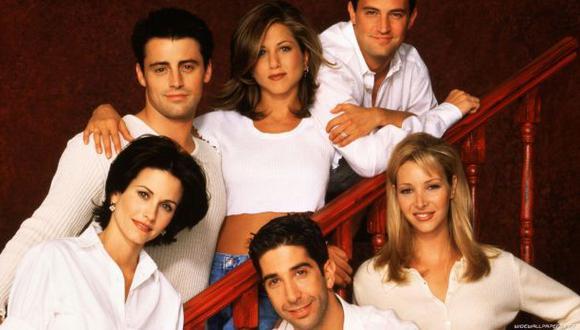 El casting de Friends