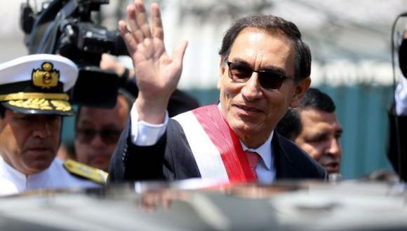 Vizcarra ya tendría el 30% de su gabinete conformado. (Foto: Presidencia)