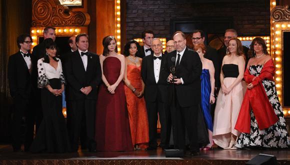 Premios Tony: peruano Carlos Arana entre los ganadores
