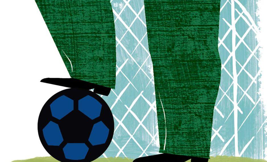 Universitario de Deportes y Alianza Lima son los clubes con mayores deudas bajo procesos concursales. También se encuentran Cienciano, Sport Boys y Melgar. (Foto: Ilustración: El Comercio)