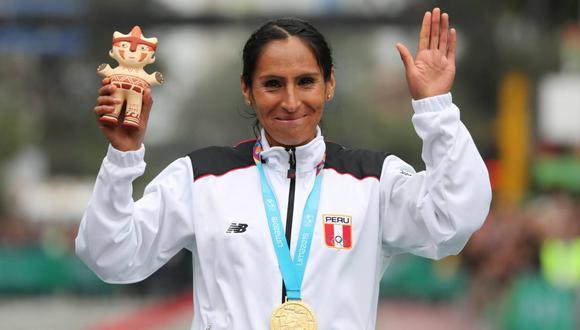 Gladys Tejeda regresó a Junín y recibió calurosa bienvenida. (Foto: GEC)