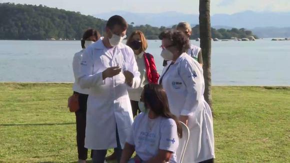 Brazil announces booster anticoagulant vaccine for risk groups
