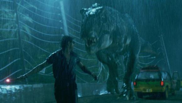 """El filme """"Parque Jurásico"""" se estrenó en Estados Unidos en junio de 1993. (Foto: Universal Tippet Studio)"""