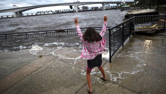 Esta inmensa y monstruosa tormenta que rompió récords en su camino a EE.UU., iba a causar una gran catástrofe, pero no fue así. (Foto: Reuters)