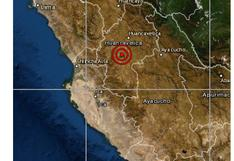 Huancavelica: sismo de magnitud 4,1 se reportó la noche del viernes, señala IGP