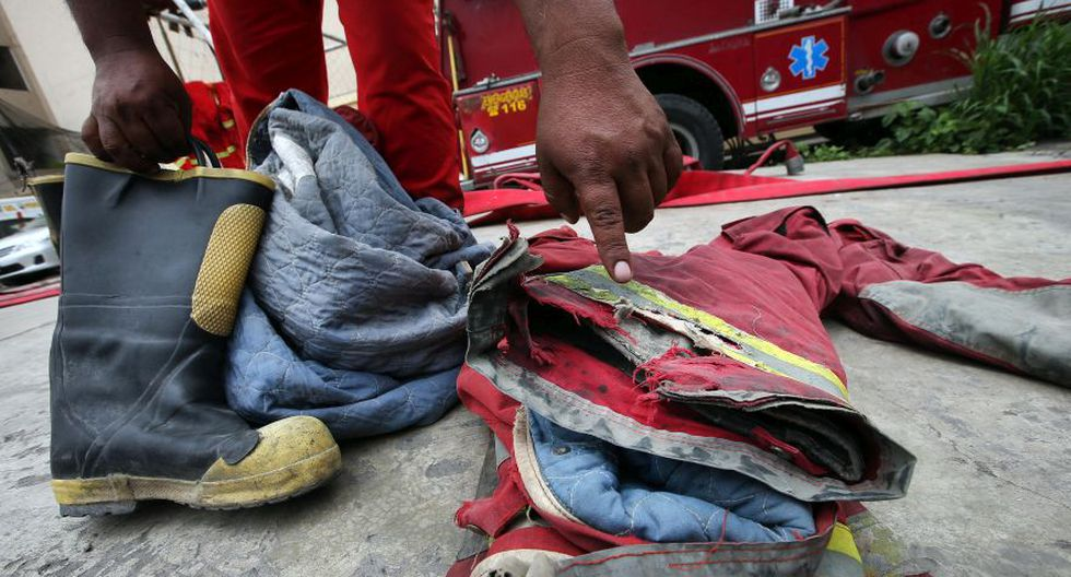 En estas condiciones trabajan los bomberos de Lima [FOTOS] - 8