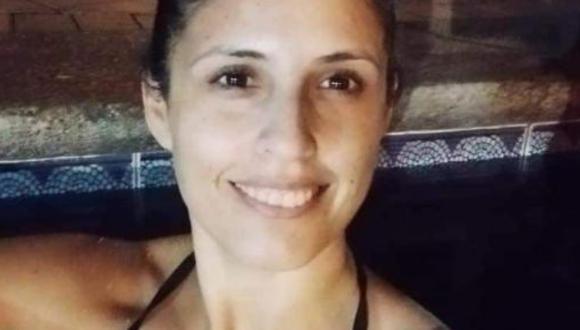 Carla Cecilia Rocchetti León, de nacionalidad peruana, fue asesinada en una clínica de Guayaquil, Ecuador. (Captura de pantalla/Extra de Ecuador).