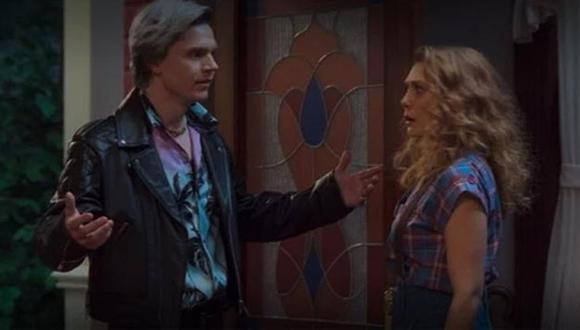 """Evan Peters podría estar actuando en """"WandaVision"""" no como Pietro / Quicksilver, sino como Mephisto según teoría (Foto. Disney Plus)"""