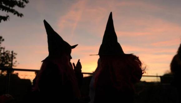 Halloween no estuvo vinculado siempre a brujas y monstruos. Foto: Getty images, vía BBC Mundo