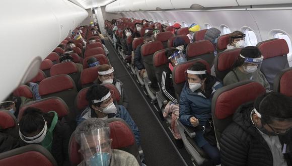 Se permitirán más destinos para vuelos internacionales desde noviembre. (Foto: Renzo Salazar/GEC)