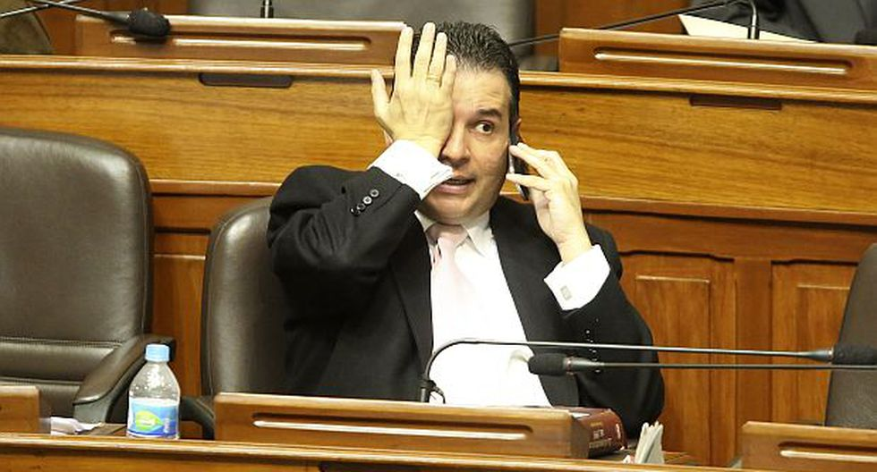 """Omar Chehade: """"Salas y Vilcatoma quieren postular al Congreso"""""""