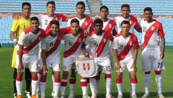 La selección Sub 20 debutará el 17 de enero ante Uruguay en el Sudamericano de la categoría. (Foto: FPF).