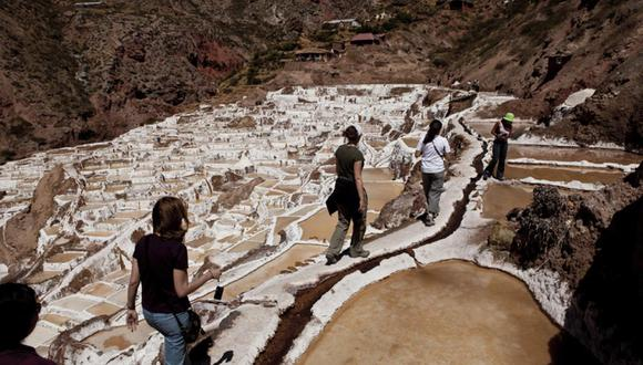 El ingreso a las Salineras de Maras estará prohibido. (Foto: Renzo Giraldo / PromPerú)