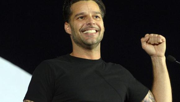 """Ricky Martin: """"Como 'coach', me voy a abrir como un libro"""""""