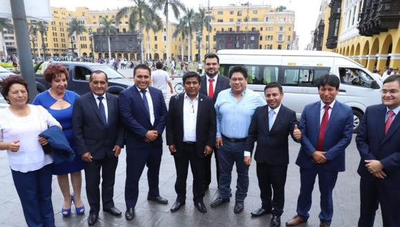 La agenda parlamentaria de la bancada de Somos Perú apuntará a la tradición municipalista y regionalista de los últimos años (Foto: Difusión).