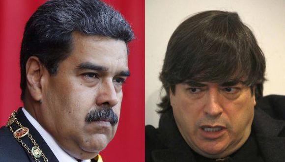 El periodista no se considera cobarde, tal como lo dijo Nicolás Maduro. (Video: YouTube/Latin Signal)