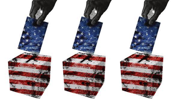 """""""Los hechos mencionados nos permiten, por un lado, reflexionar sobre el fortalecimiento del proceso democrático en Estados Unidos"""". (Ilustración: Giovanni Tazza)"""